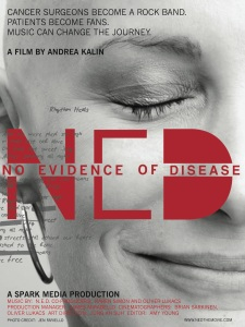 NED-No Evidence of Disease Movie poster