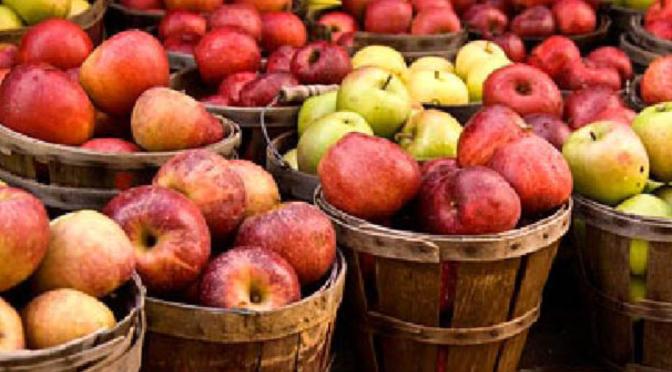 FODMAP Diet-Apples are bad